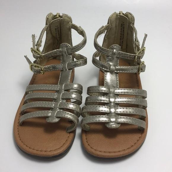 977a01c925 Cat & Jack Shoes | Cat Jack Girls Strappy Sandals | Poshmark